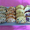 Quatuor de cakes