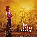 The lady, un film fabuleux, un destin incroyable ! (2011)
