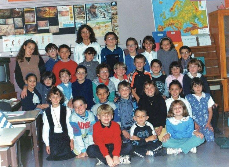école Lavieu 1996