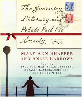 Guernsey_Literary_Potato_Peel_Pie_Society_Mary_Ann_Shaffer_Annie_Barrows_unabridged_compact_discs_Random_House_Audiobooks