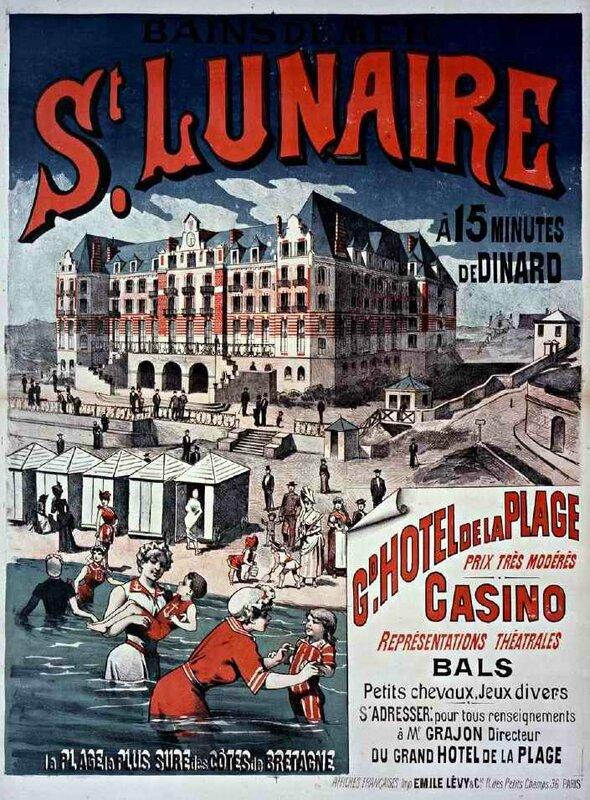 Chemin de fer St Lumaire