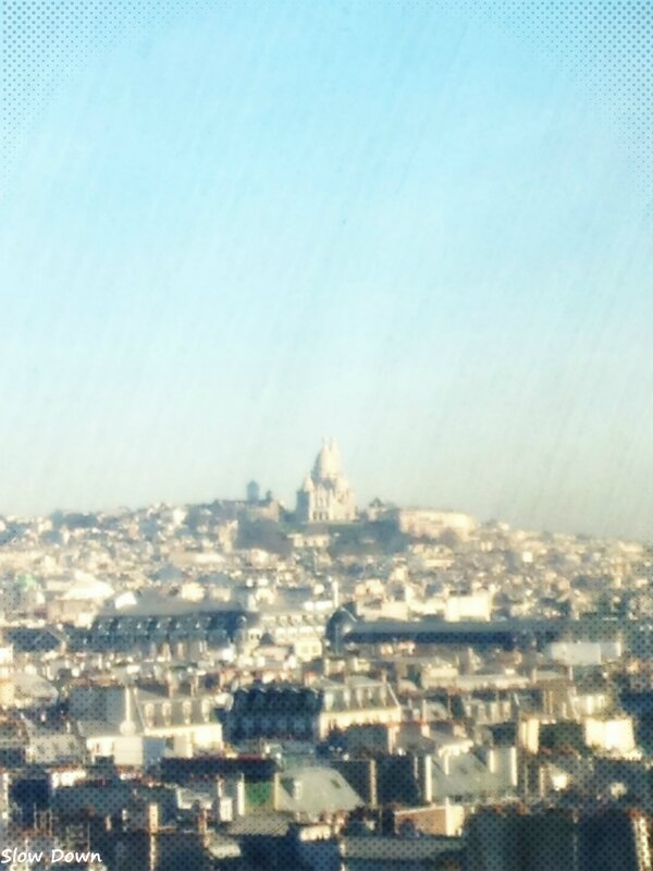 Sacré Coeur from Georges 1