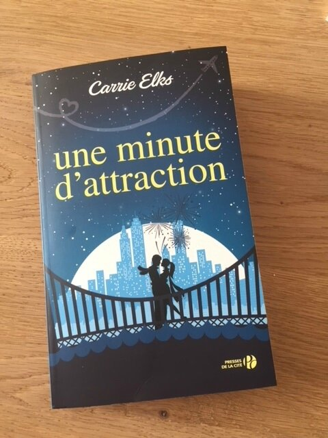 une minute d'attraction carrie elks