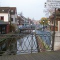 Quartier St Leu à Amiens