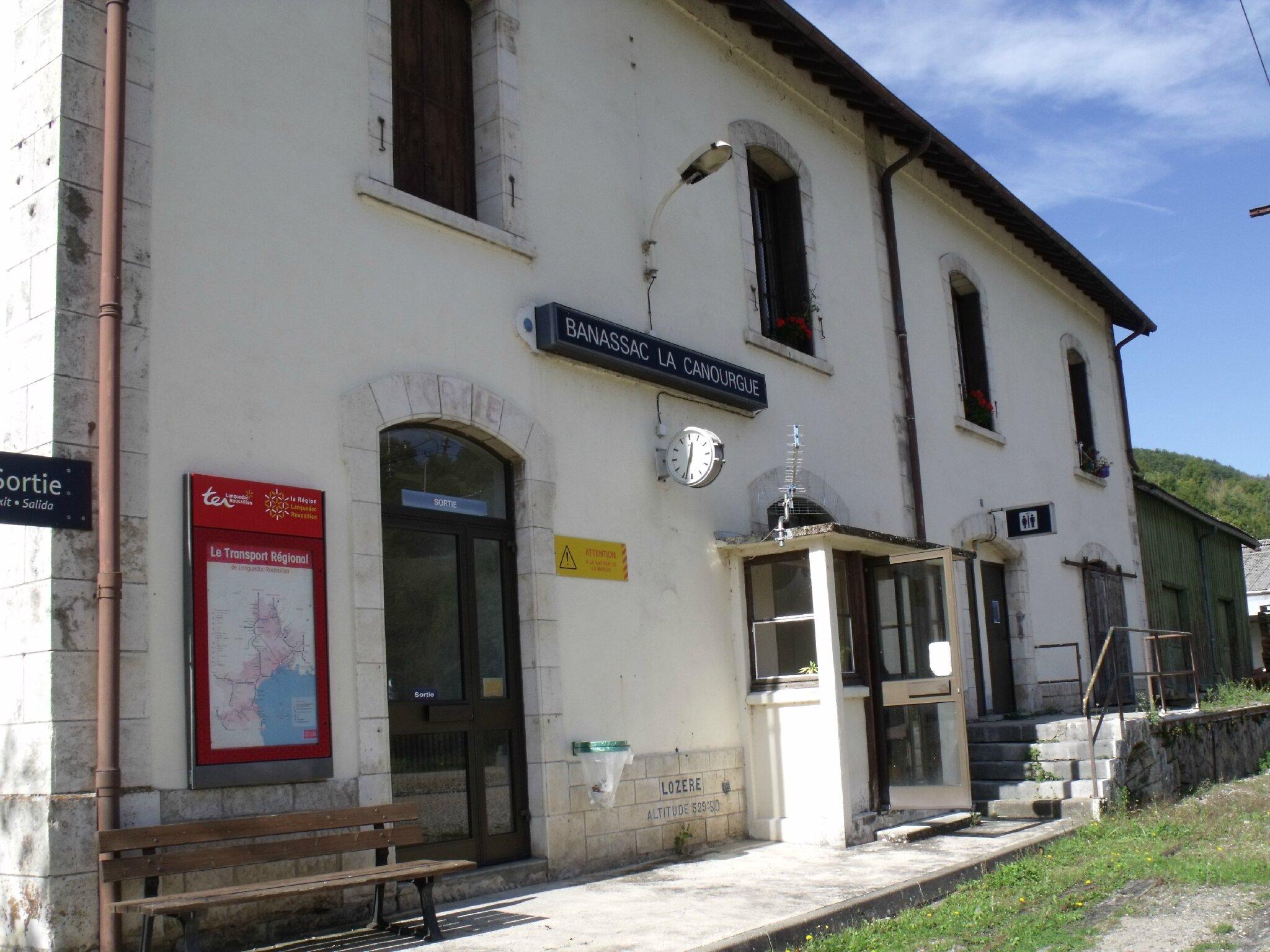 Banassac - La Canourgue (Lozère - 48)