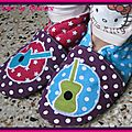 Chaussons fille 8 ans