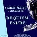 Requiem de fauré & stabat mater de pergolese le 24 mars 2010 - basilique sainte-clotilde (75007)