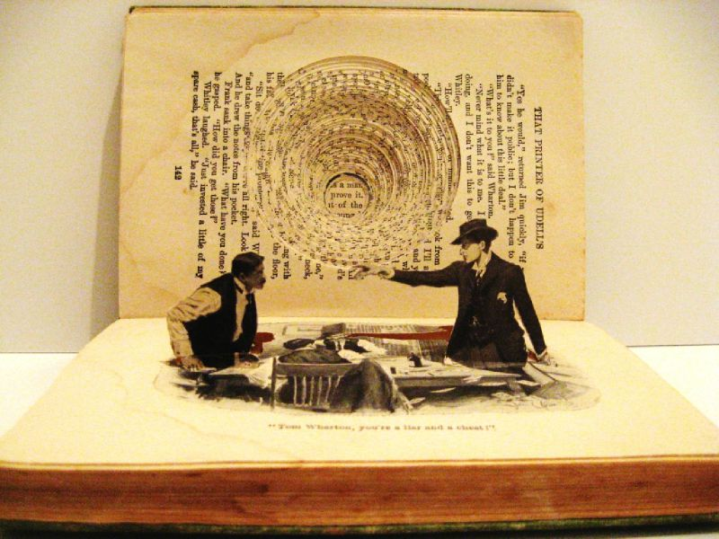 Jennifer Khosbin- Altered_book_