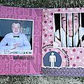 Mini album 'instapick' et sa pochette