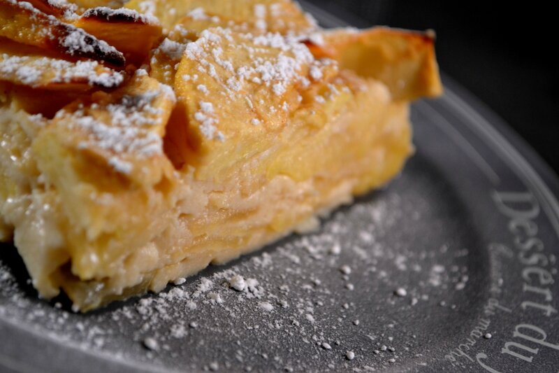 Gâteau pomme pomme pomme pomme à la ricotta (3)