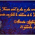 Alexandre soljenitsyne (dernier panache - puy du fou -guerre de vendée)