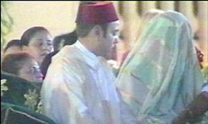 زفاف الملك محمد السادس