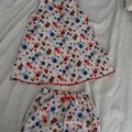 robe et bloomer 12M