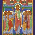 Apparition de Jésus ressuscité