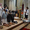 0903 - Premières communions et baptêmes