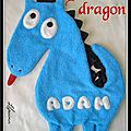 Doudou dragon...