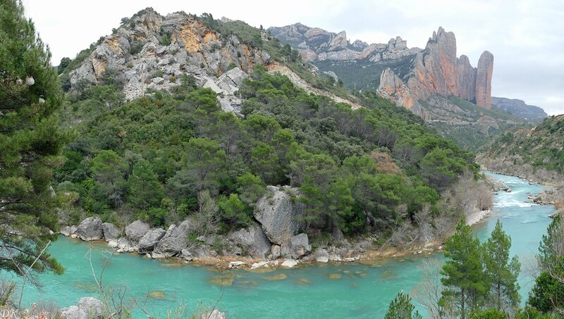 Rio Gallégo - Mallos
