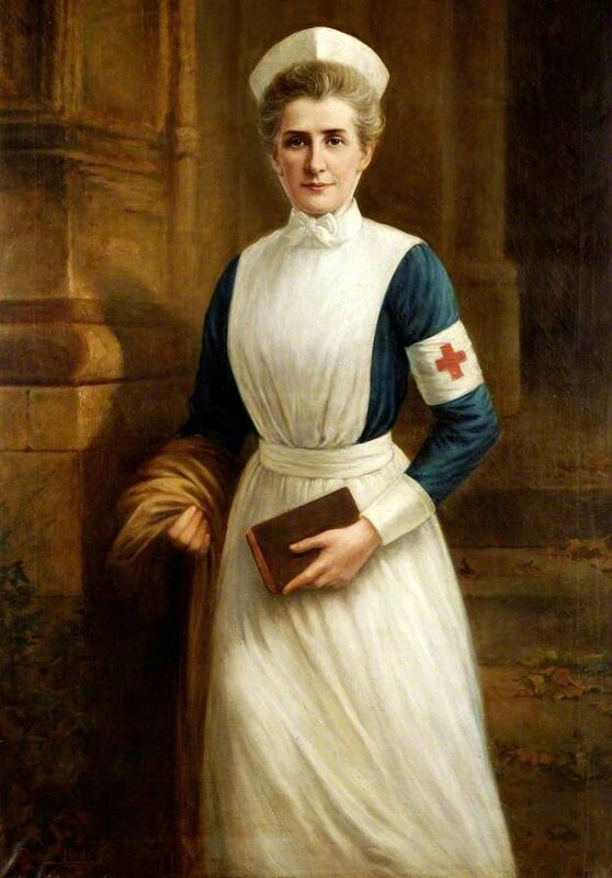 Edith Cavell Croix Rouge