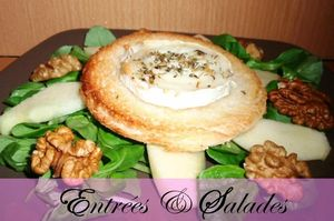 Entres &amp; salades