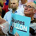 La jeunesse française reassemblée derrière fillon !
