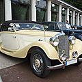 MERCEDES 320A W142 II cabriolet 1938 Baden Baden (1)