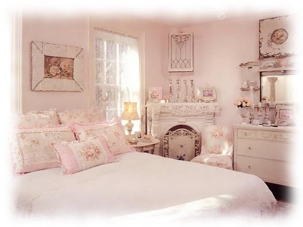 Home decorating co shabby chic bedding simply html quotes for Chambre style shabby chic