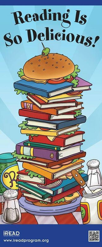 reading is delicious