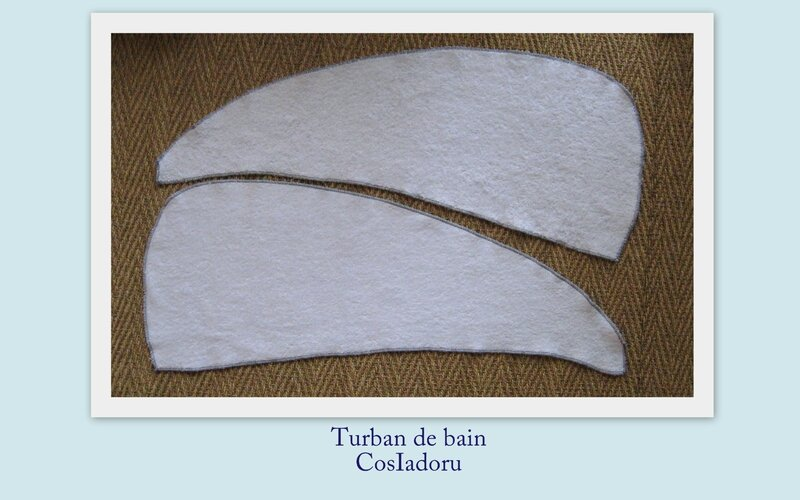 turban de bain