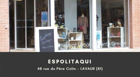 Boutique d'Artisanat à LAVAUR (81).