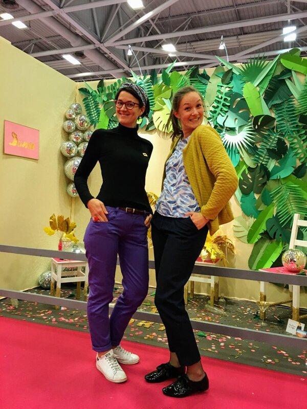 Le bazar d'Anne Charlotte vs Des Idées Par Milliers - Défi pantalon