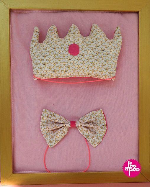 couronne,noeud papillon,bandeau,enfant,fille,oiseau,tissu,poc a poc logo