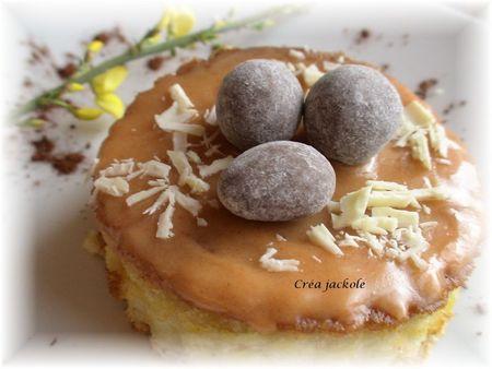 Biscuit givrettes et grelons