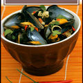 Un kilo de moules pour un grand moment de solitude !