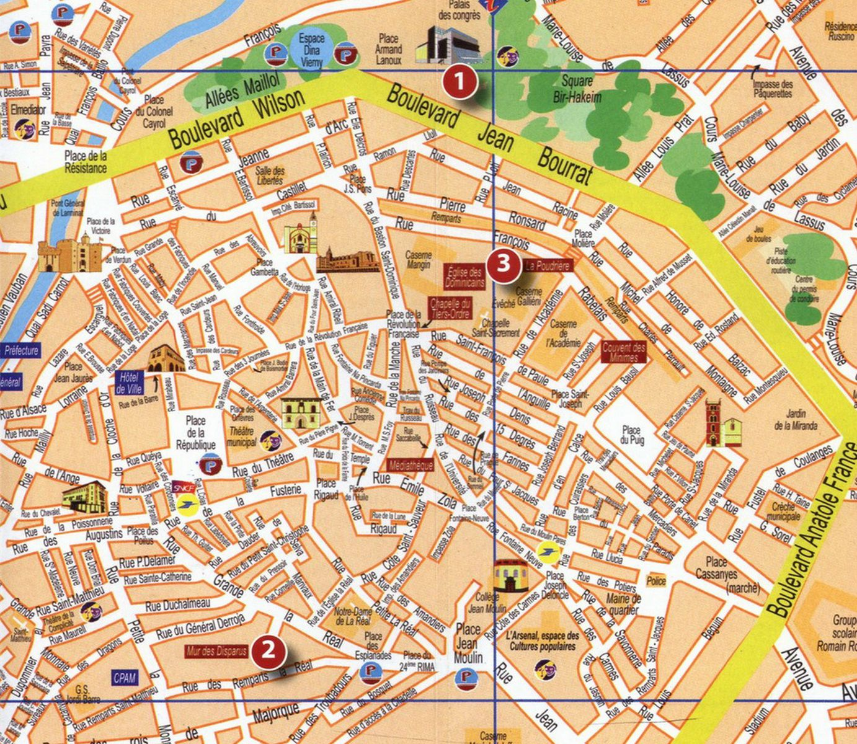 Aout Toulouse Centre Ville