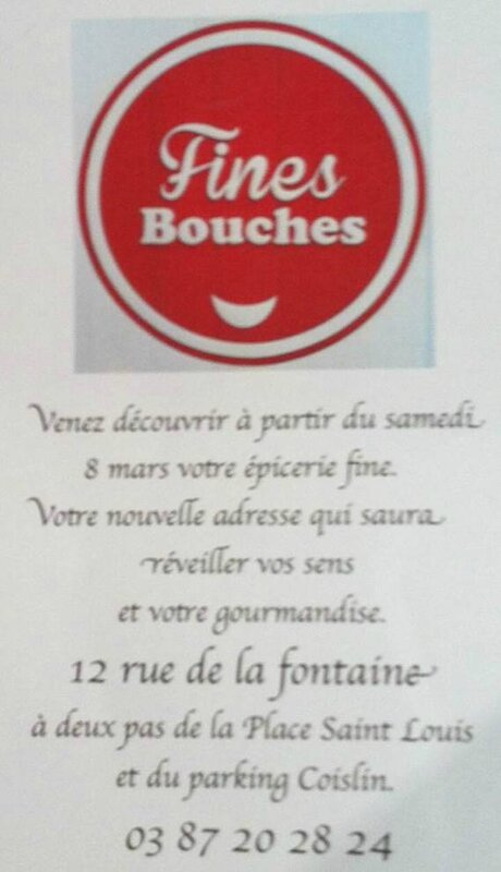 FINES BOUCHES