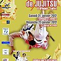 Open International de jujitsu Orlans 2012