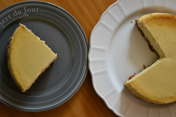 Plain cheesecake (8)