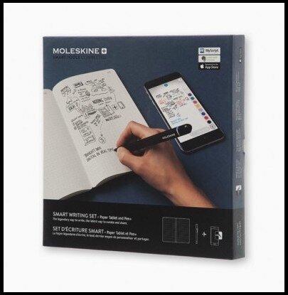 colette moleskine smart writing set