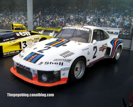 Porsche 925 coup de 1976 (Cit de l'Automobile Collection Schlumpf  Mulhouse) 01