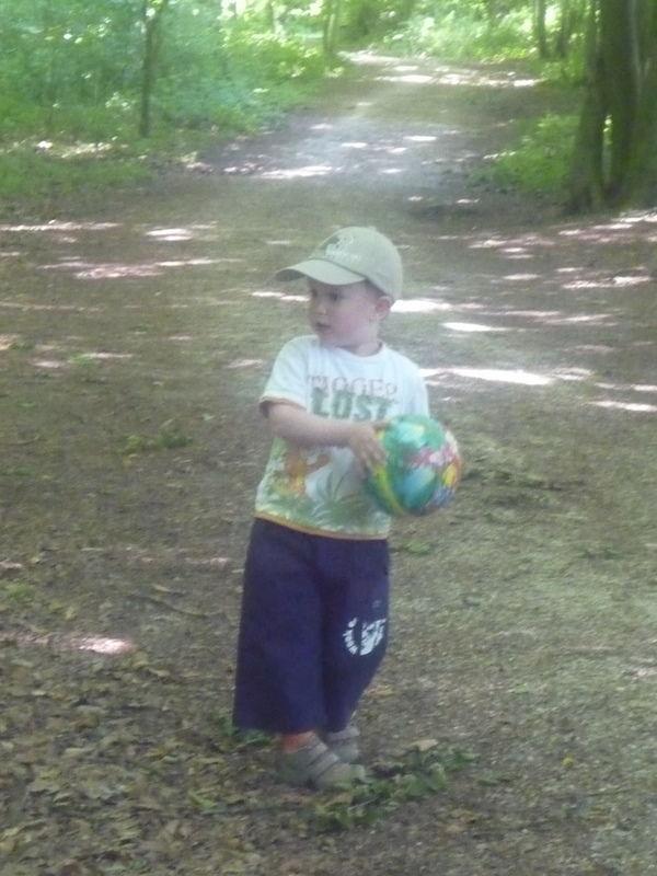 Arthur footballeur mai 09