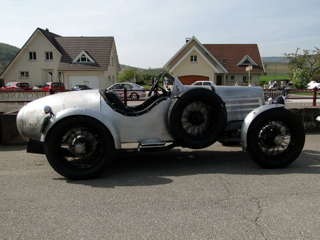 FORD Type B Roadster Race Car 1932 Bourse Echanges de Soultzmatt 2010 3