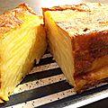 Le gâteau aux pommes de mme newton