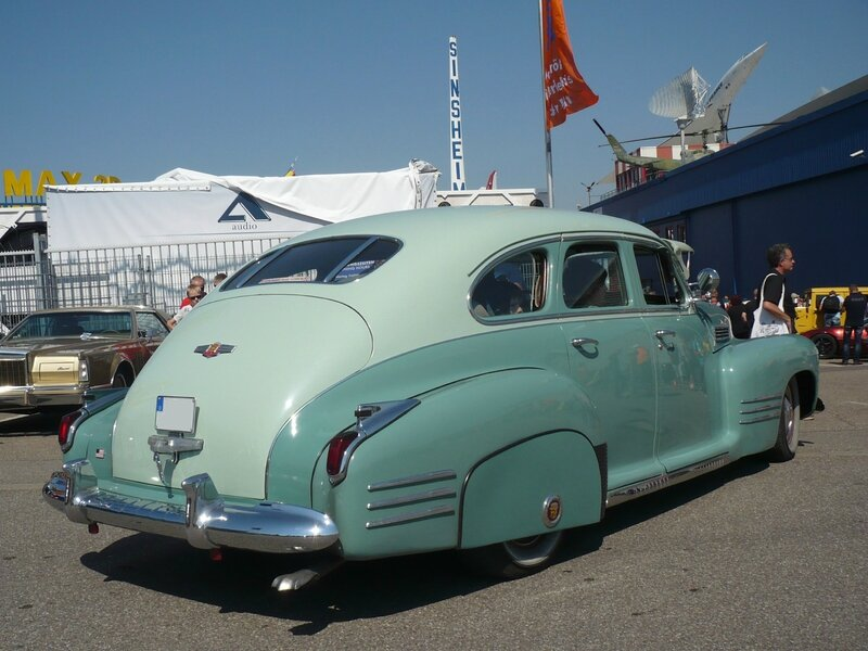 CADILLAC Series 61 Touring Sedan 1941 Sinsheim (2)