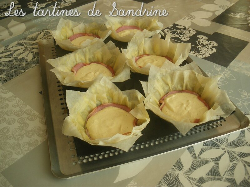 Tartelettes bacon 3-1