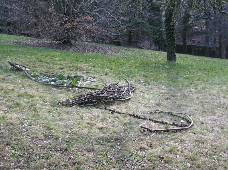 land art