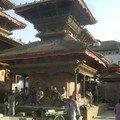 Kathmandou, Durbar Square