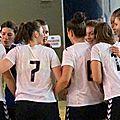 Handball : une nouvelle fin de saison en apothéose pour les sf1 du crahb
