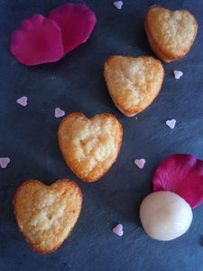 financiers rose-litchis (2)