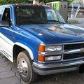 Chevrolet Pickup SLT 7.4 L V8 4 x 4 - 1997