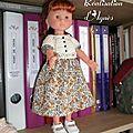 La robe tricot-couture par Agnés